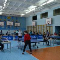 Соревнования по теннису, посвященные Международному Женскому Дню