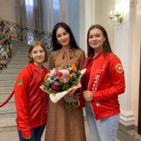 Награждение в Кремле